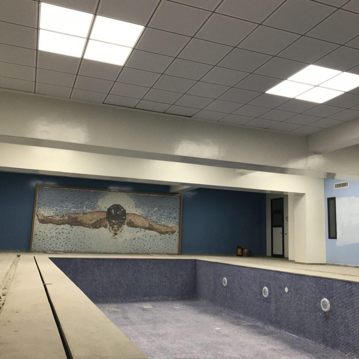piscine Ecole La Fontaine